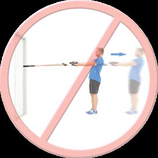 nguy hiểm khi dùng dây kháng lực