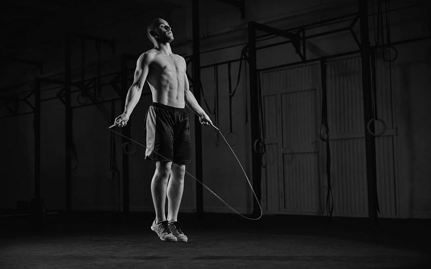 Kế hoach nhảy dây giảm cân có thể sử dụng dây nhảy chính hãng GoodFit