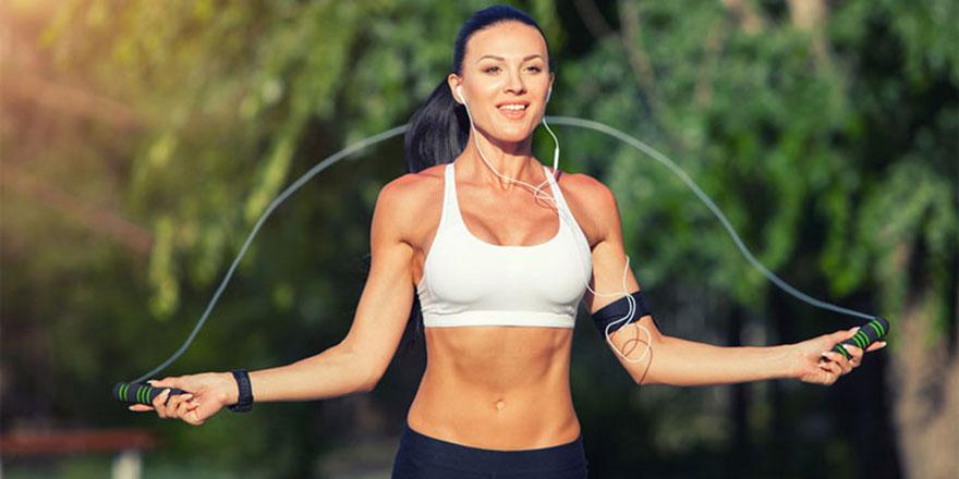 mẹo giảm cân bằng cách nhảy dây