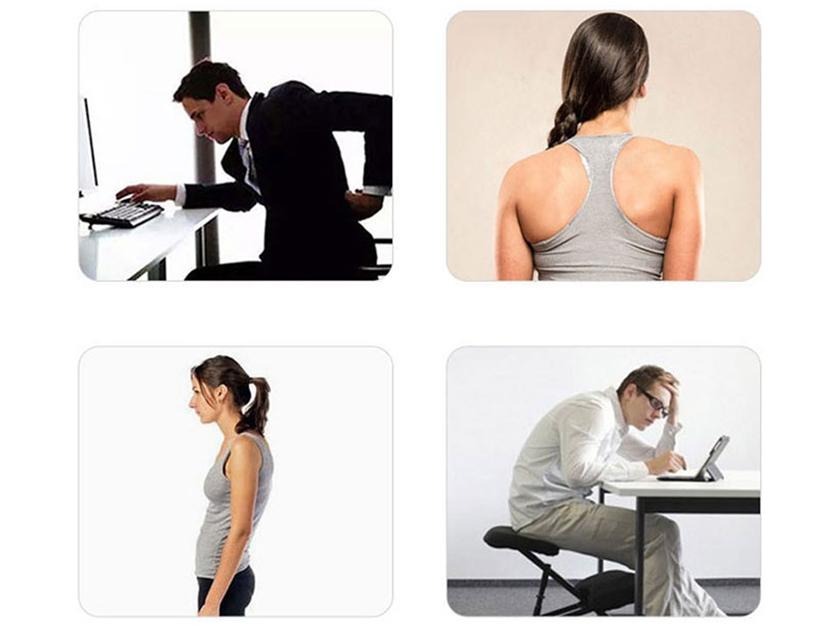 3 sự thật về đai chống gù lưng