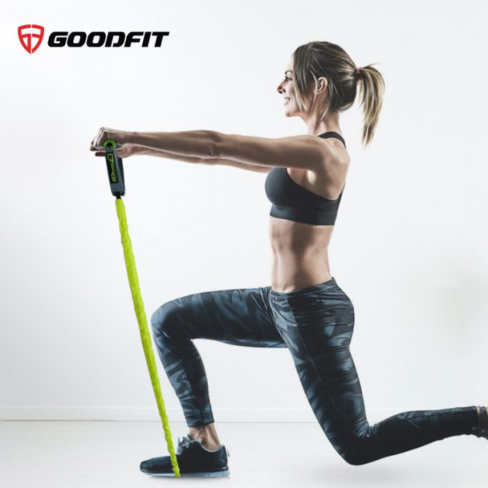 bộ dây đàn hồi tập thể dục