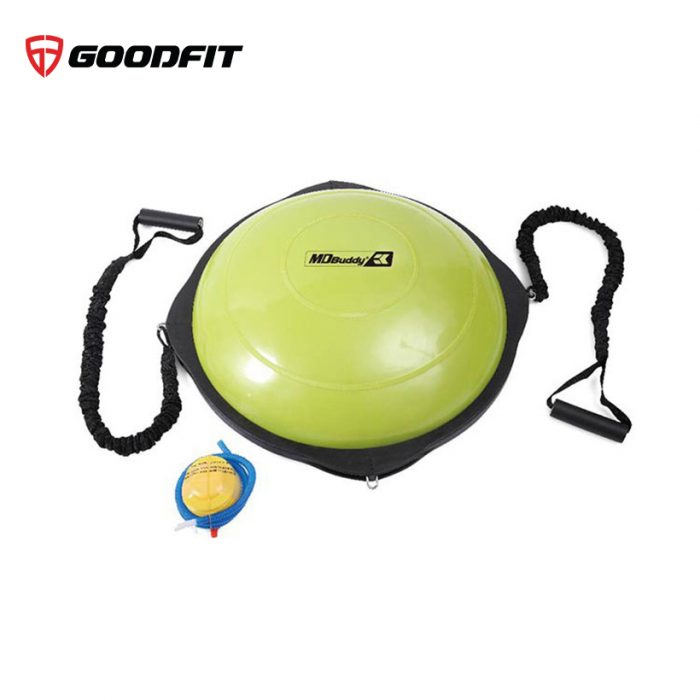 Bóng tập Yoga Bosu ball cao cấp MDBuddy MD1282