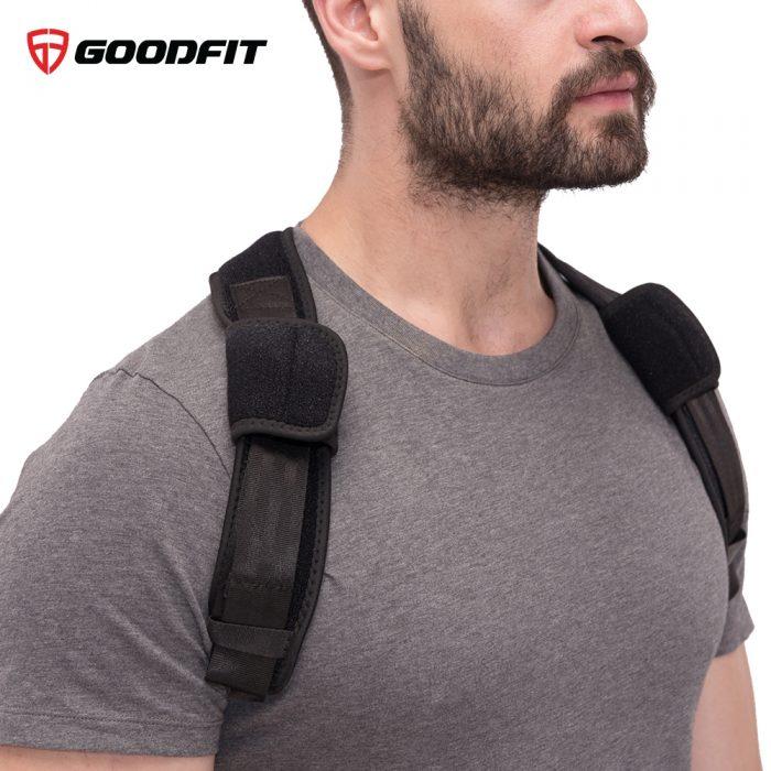 Đai chống gù lưng cao cấp GoodFit GF712P