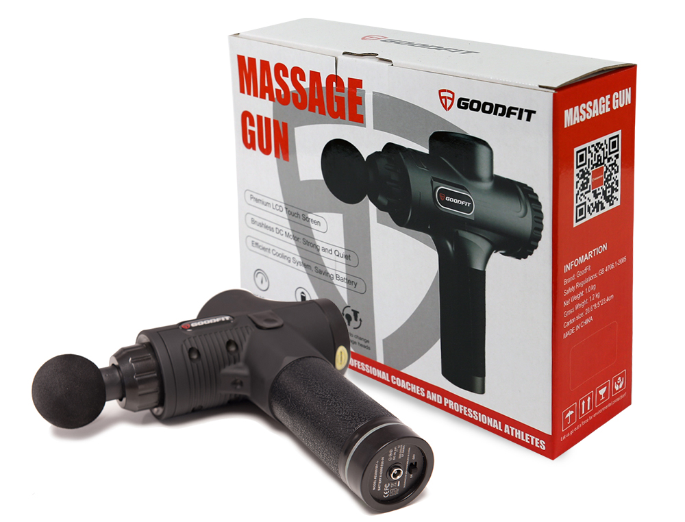 Bao bì súng massage chính hãng GoodFit