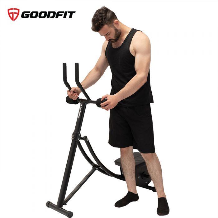 Máy tập cơ bụng AB Coaster chính hãng GoodFit GF500AB