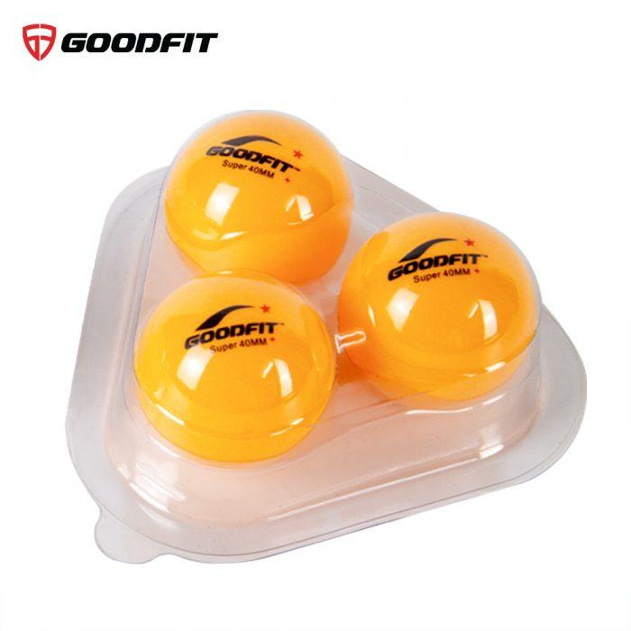 Set 30 quả bóng bàn 40mm 1 sao GoodFit
