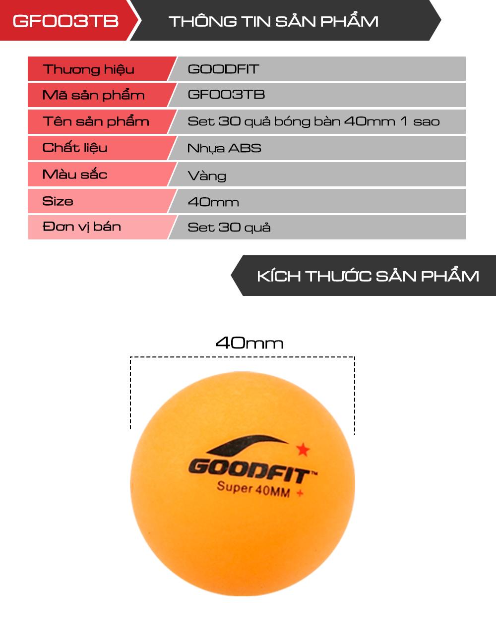 quả bóng bàn thi đấu