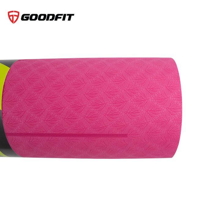 Thảm Yoga chất liệu TPE cao cấp MDBuddy MD9038