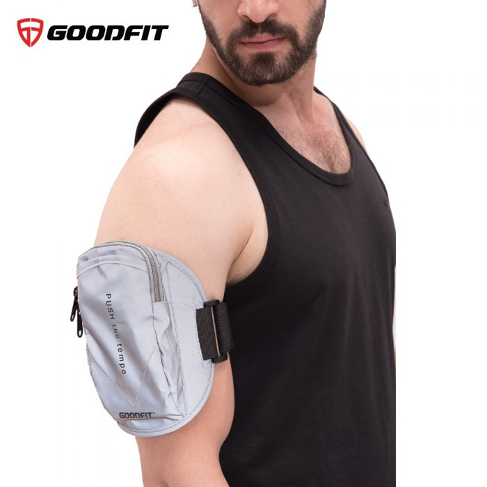 Túi đeo điện thoại chạy bộ Armband GoodFit GF201RA