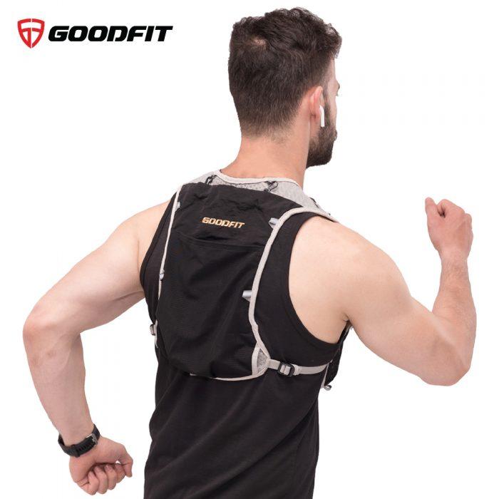 Vest nước, balo chạy bộ GoodFit GF301RV