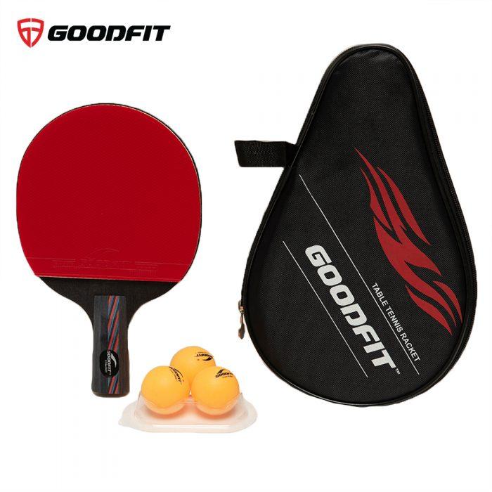 vợt bóng bàn tặng kèm 3 bóng