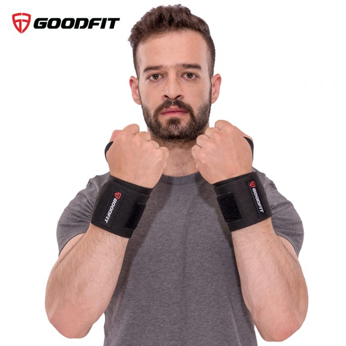 Băng quấn cổ tay tập gym GoodFit GF301W