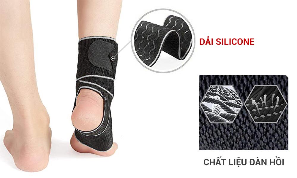 bảo vệ cổ chân