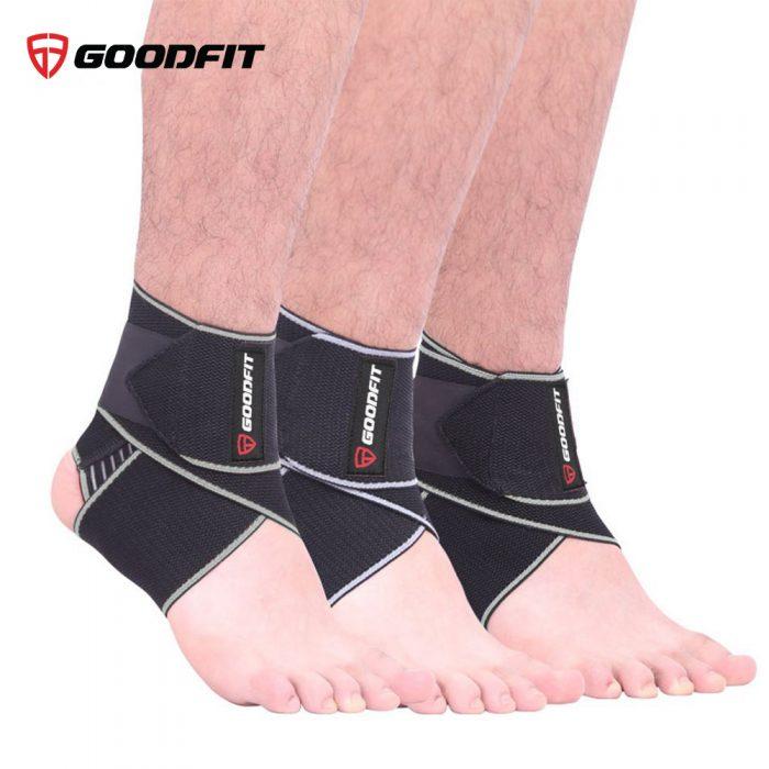 Băng bảo vệ cổ chân, mắt cá chân GoodFit GF612A