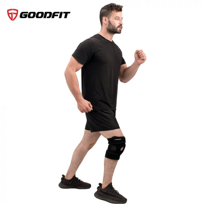 Băng bảo vệ đầu gối, khớp gối GoodFit GF515K