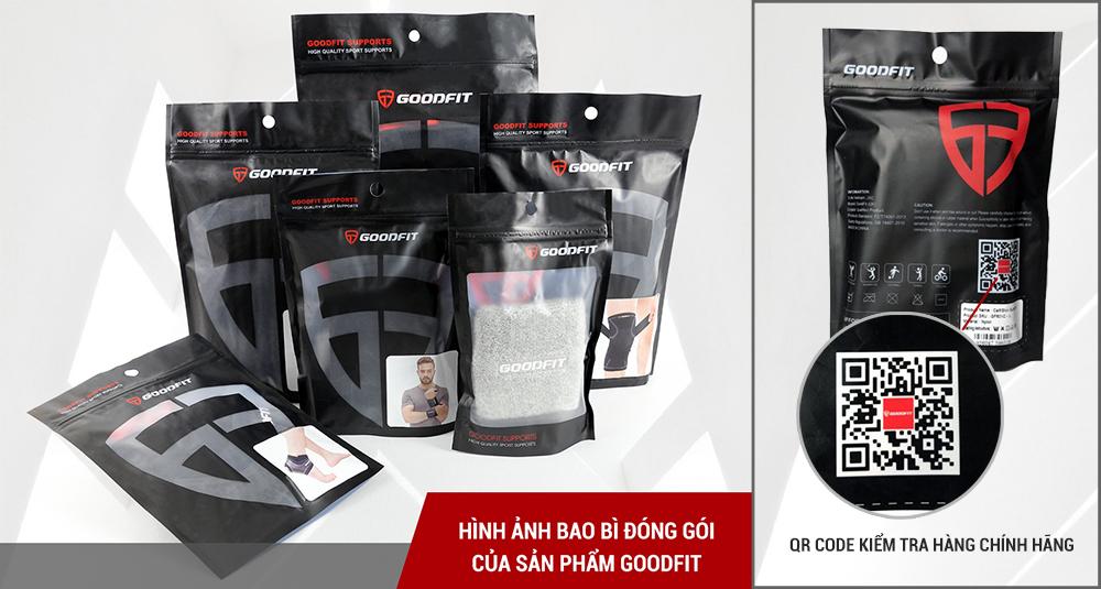 Bao bì sản phẩm của thương hiệu GoodFit