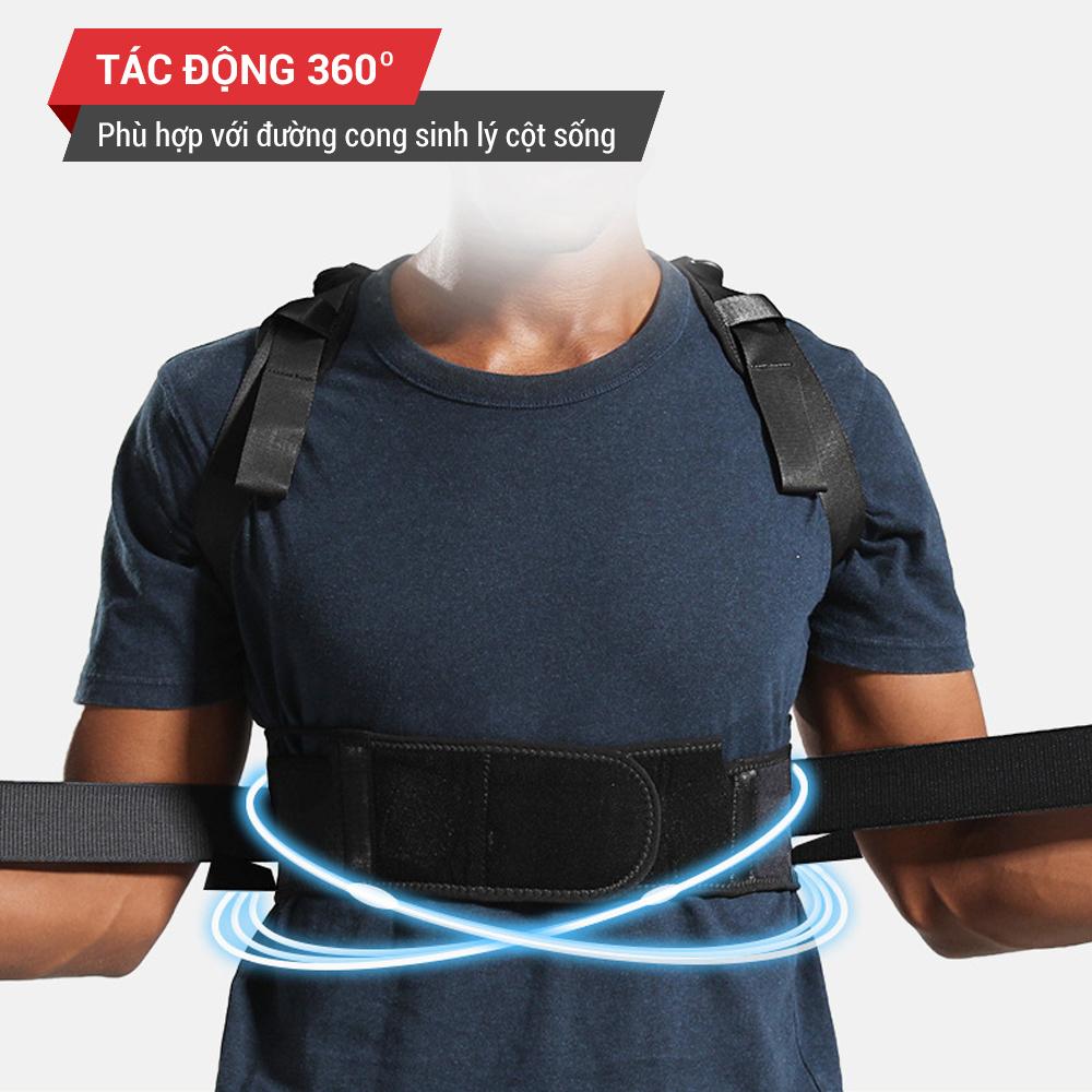 Dai chong gu lung ao chong gu lung chinh hang GoodFit GF713P 24 2