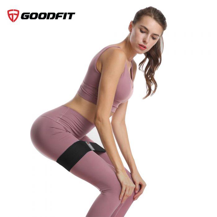 Dây mini band kháng lực tập gym, tập mông GoodFit GF912MB
