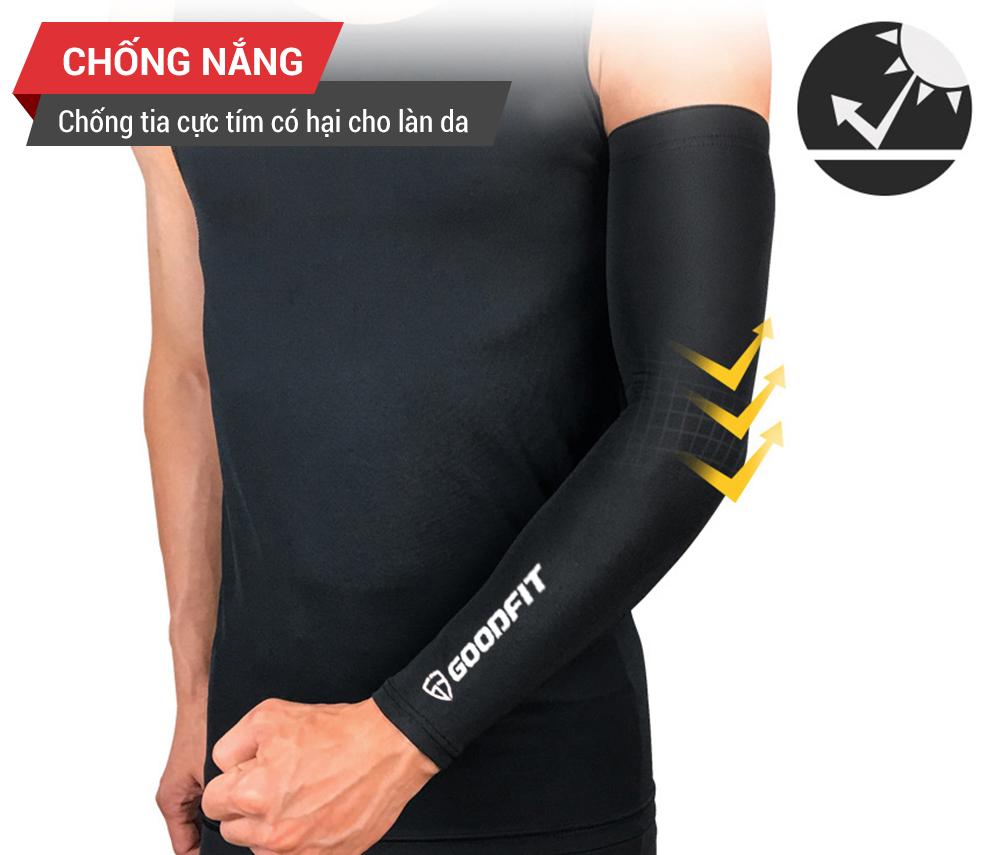 găng tay chống nắng GoodFit GF405AS