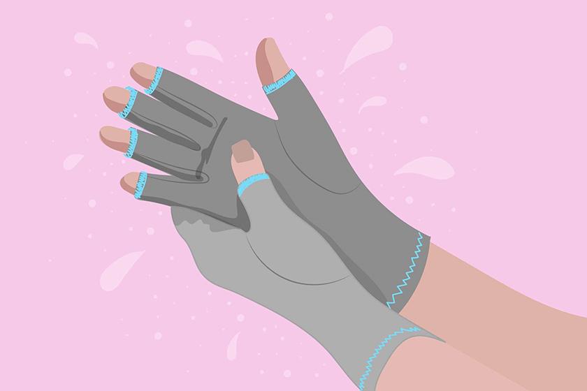 cách vệ sinh găng tay sau khi tập Gym