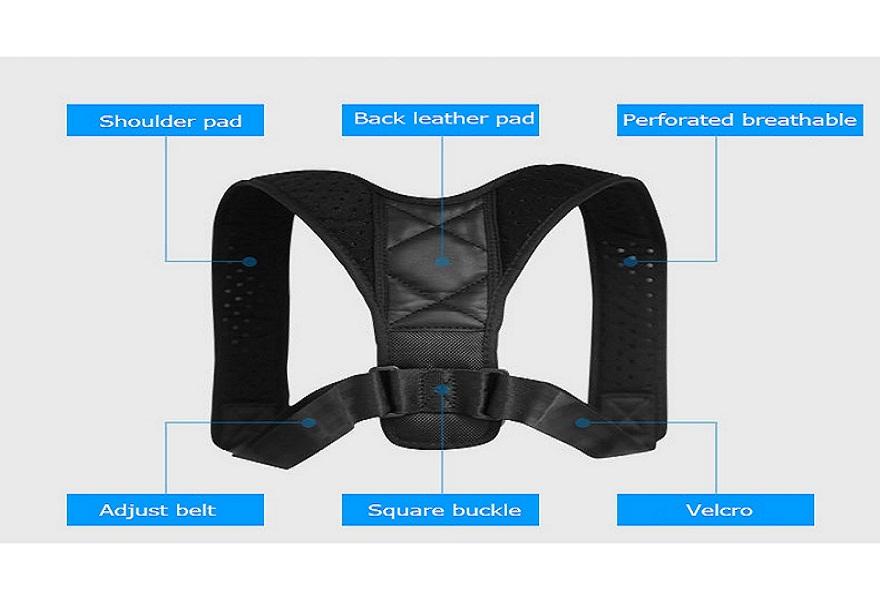 5 loại áo chống gù lưng nào tốt và phổ biến trên thị trường