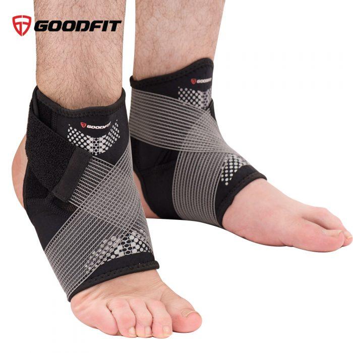 băng bảo vệ cổ chân mắt cá chân goodfit gf613a