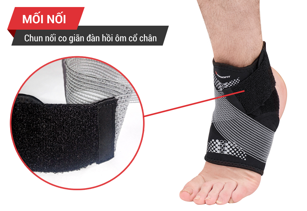 đai bảo vệ cổ chân