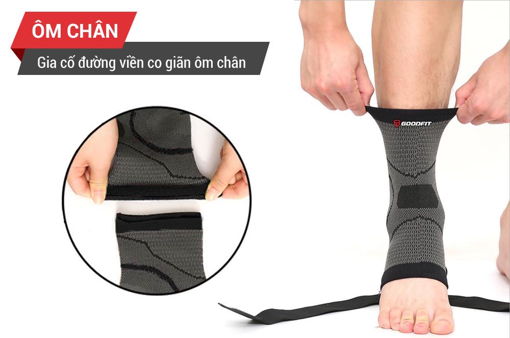 băng bảo vệ mắt cá chân