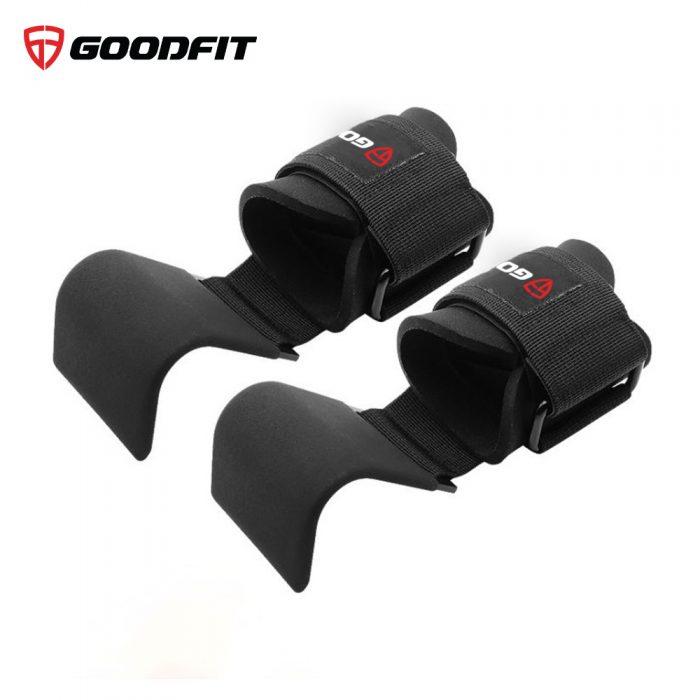 Dây quấn cổ tay có móc nâng tạ GoodFit GF732LS