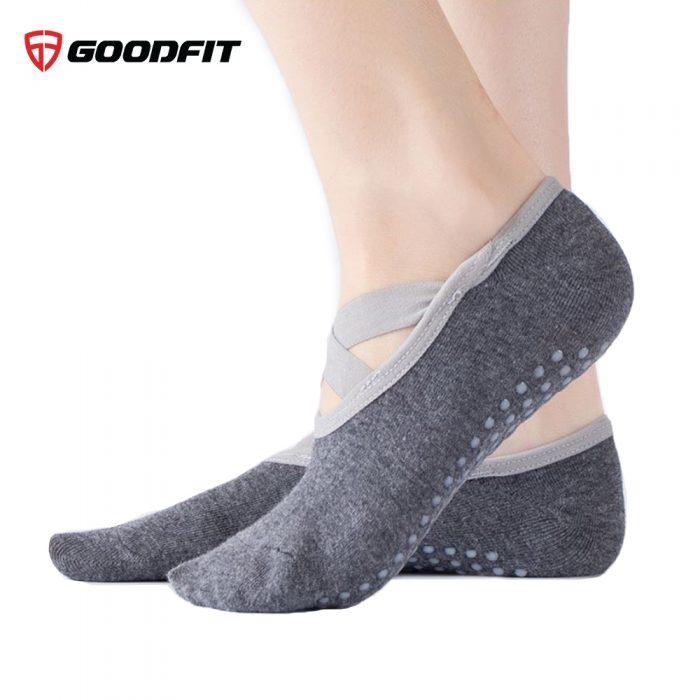 Tất tập Yoga, múa ba lê chống trơn trượt GoodFit GF001YS