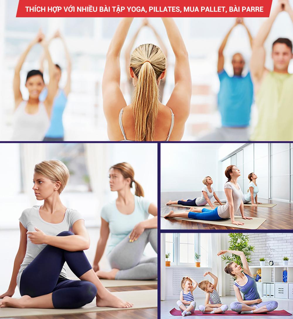 Tất tập Yoga múa bale hở ngón