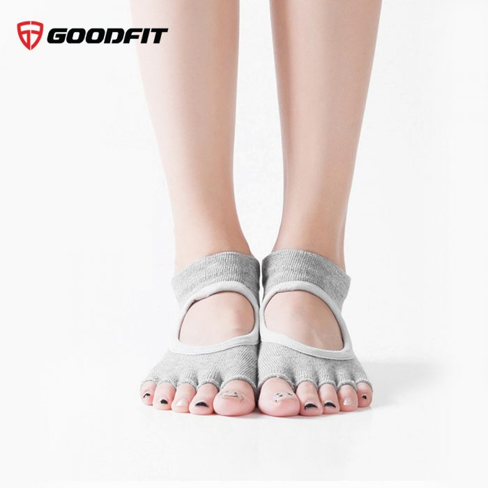 Tất Yoga, múa ba lê hở ngón GoodFit GF002YS