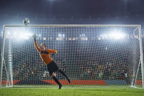 Bảo vệ đầu gối thủ môn