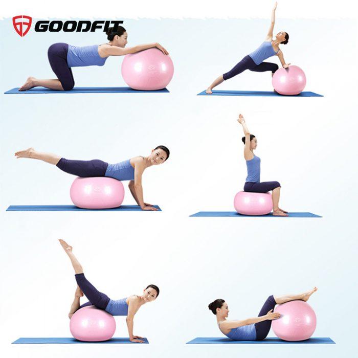 Bóng tập Yoga hình tròn MDBuddy MD1281
