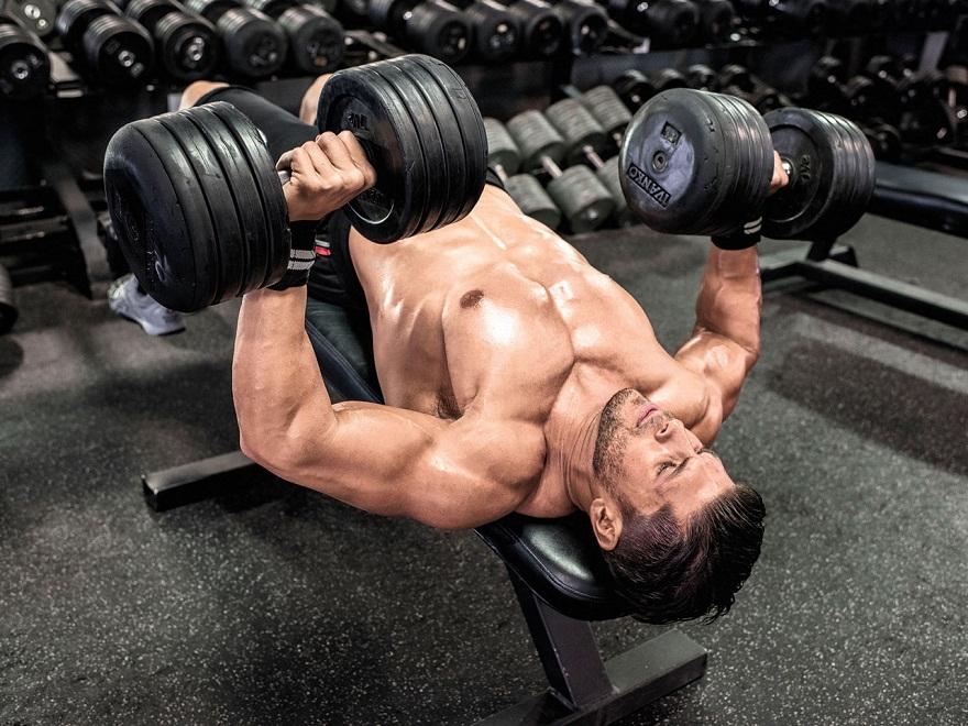 Chấn thương khuỷu tay khi tập Gym và cách phòng tránh