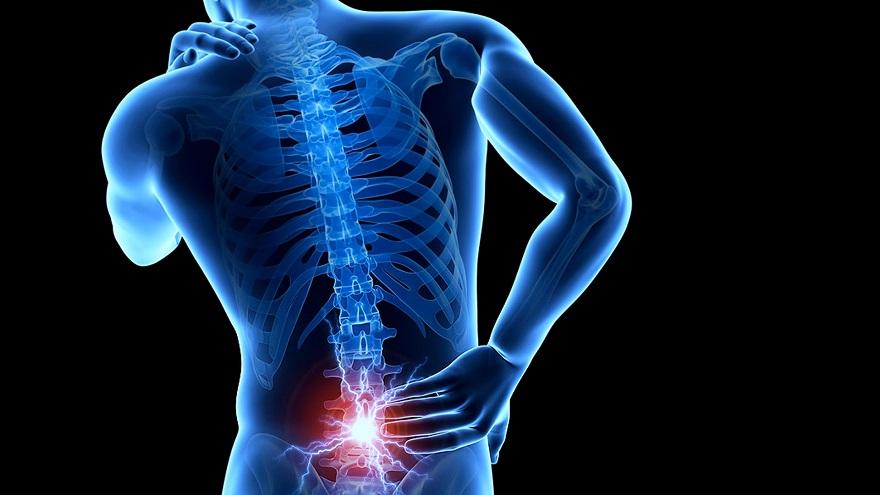 Chấn thương lưng khi tập gym