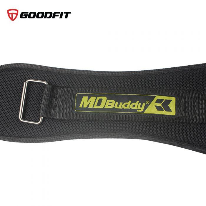 Đai lưng mềm tập thể hình MDBuddy MD1667