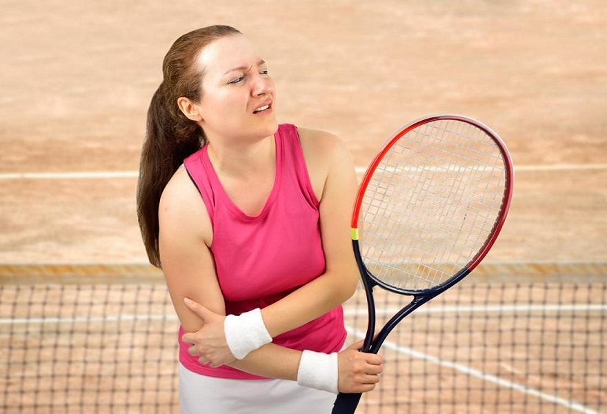 Cách phòng ngừa hội chứng đau khuỷu tay khi chơi tennis