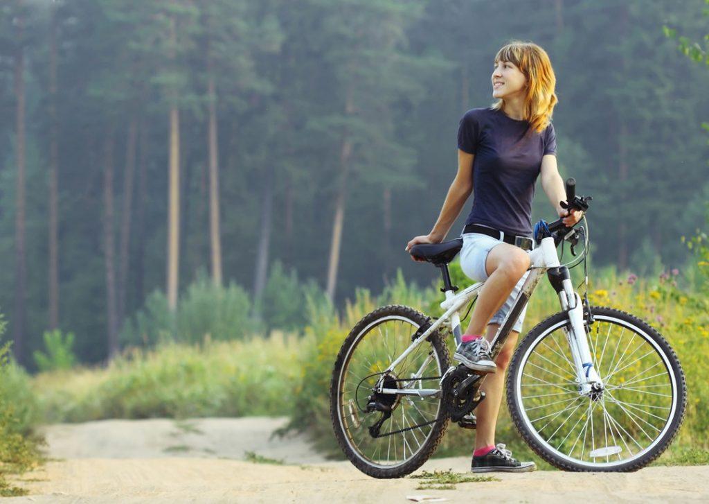 Luyện tập hằng ngày: Đạp xe đạp có bị to bắp chân không?