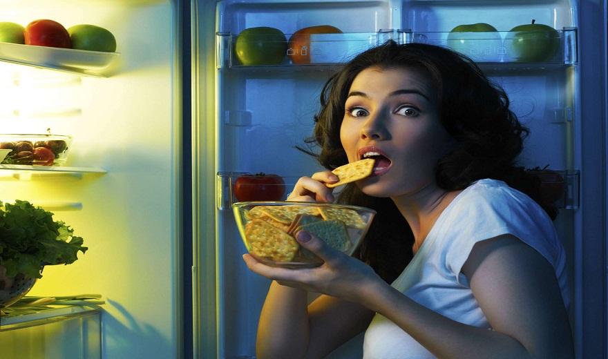 Đi tìm đáp án đúng cho câu hỏi: Ăn khuya có mập không?