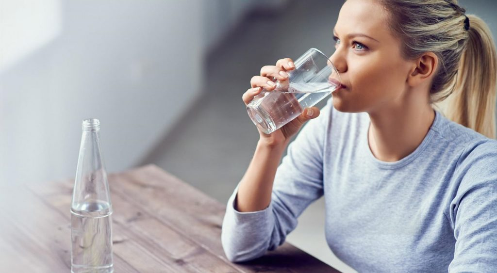 Uống nước nhiều có mập không? Cách bổ sung nước cho cơ thể