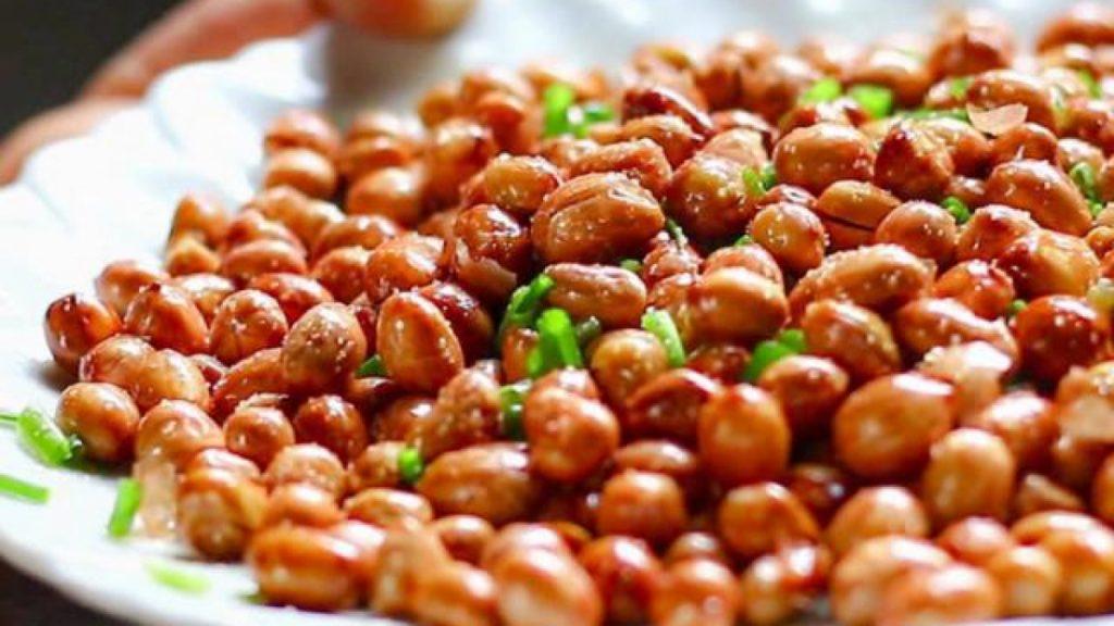 Ăn đậu phộng luộc có mập không? Cách ăn đậu phộng giảm cân