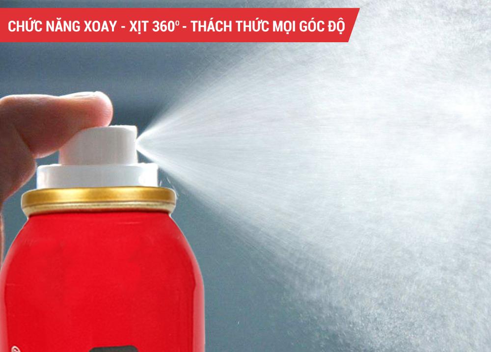 Warm Spray