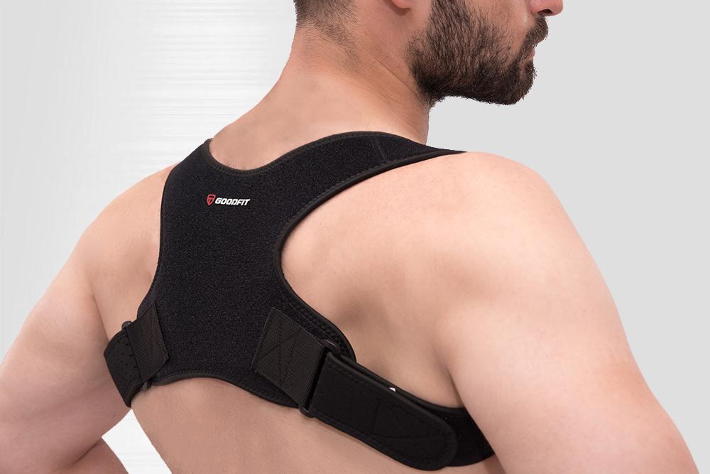 3 cách vệ sinh dây đai chống gù đúng chuẩn