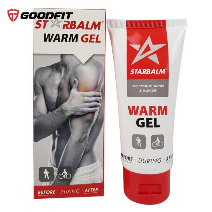 Gel Làm Nóng Starbalm Warm Gel 100ml