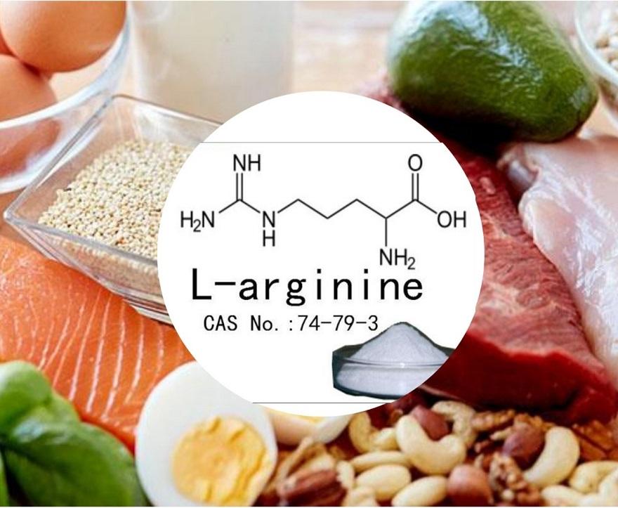 L-arginine là gì?