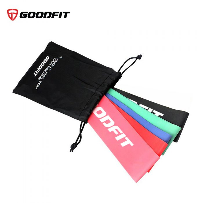 SET 5 Dây thun tập gym mini band GoodFit GF911MB