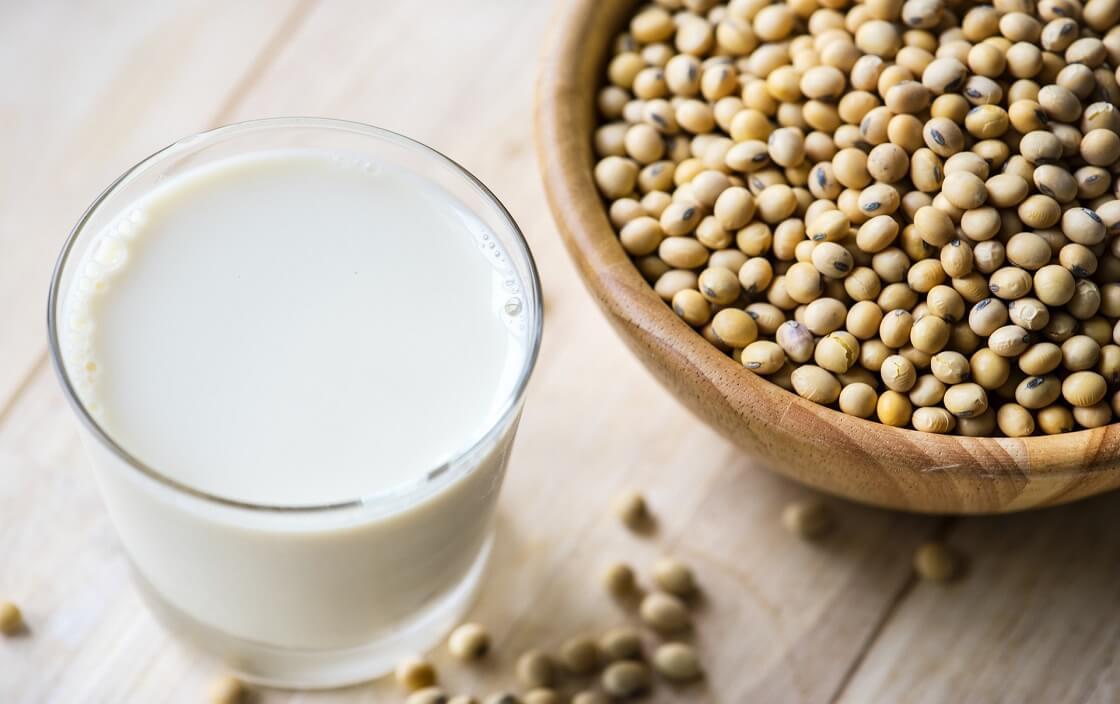 Uống sữa đậu nành đúng cách để giảm cân và giữ dáng