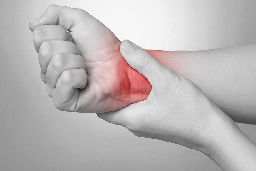 Chấn thương khi chơi bóng chuyền
