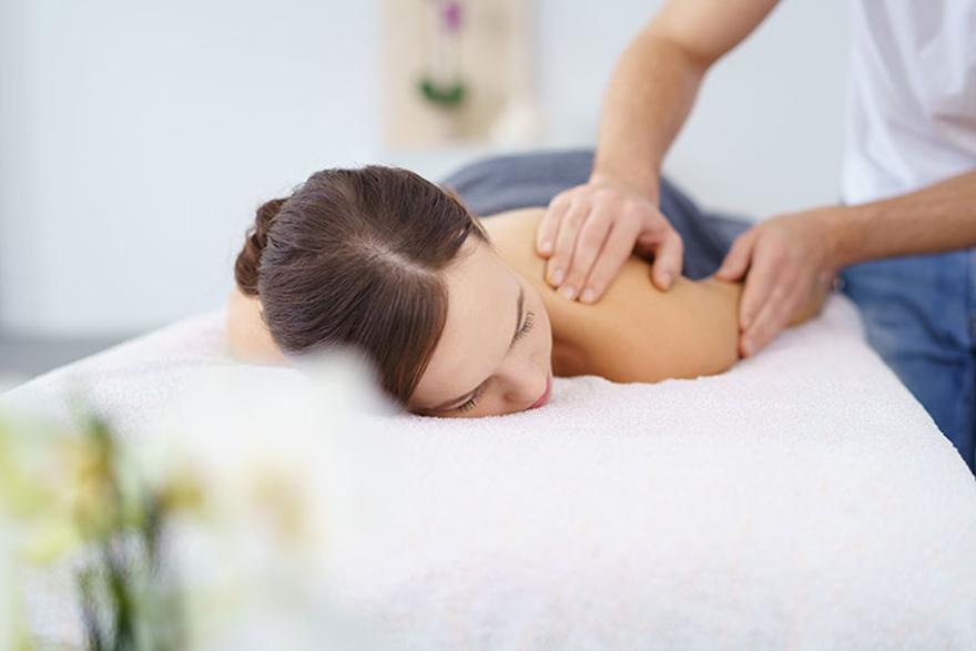 con lăn massage